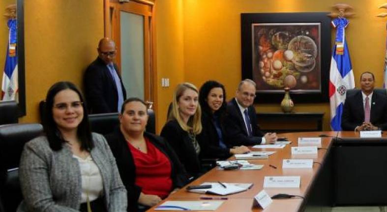 SIB se reúne con el subsecretario del Departamento del Tesoro de EE. UU.