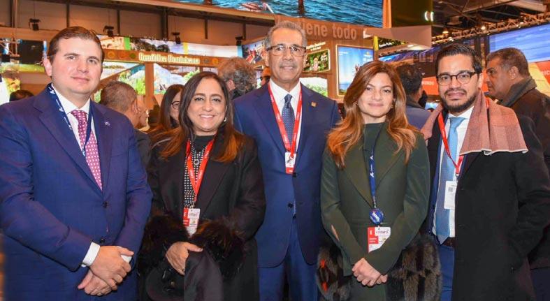 Banreservas promueve inversión turística en Fitur