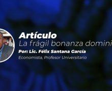 Articulo: La frágil bonanza dominicana