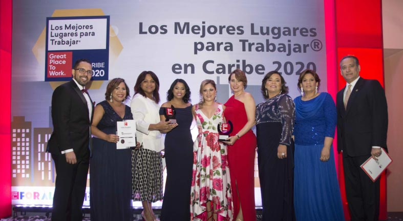 "Banreservas obtiene certificación ""Great Place to Work»"