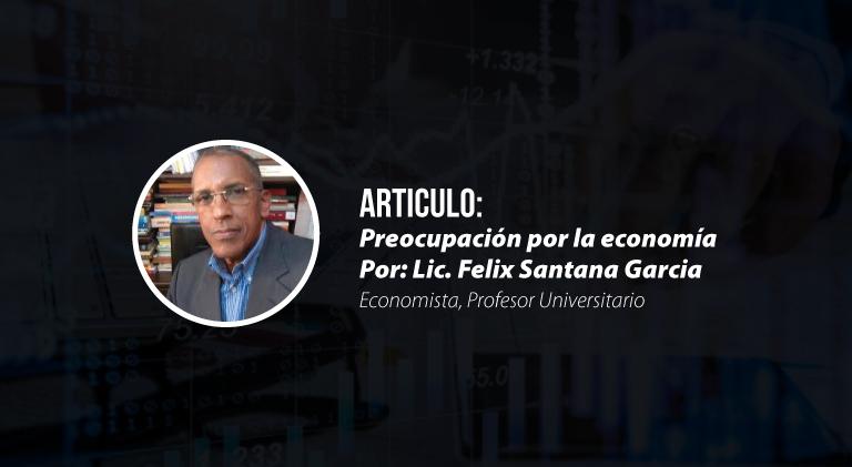 ARTICULO: Preocupación por la economía