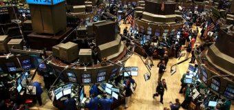 Wall Street cierra con ganancias moderadas y el Dow sube un 3.19%
