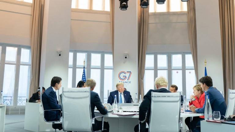 """G7 promete """"hacer todo lo necesario"""" ante temor a colapso económico"""