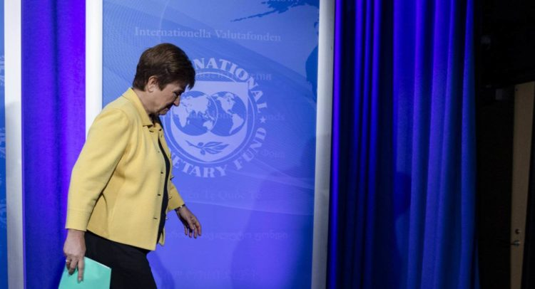 FMI: Cada mes de cuarentena serán 3 puntos menos de PIB anual