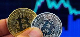 Bitcoin no es refugio en la turbulencia financiera