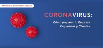 Coronavirus: Elementos de Prevención para Empresas