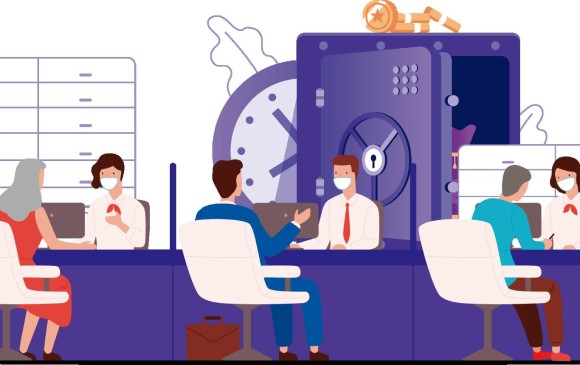 Las tendencias en las oficinas bancarias post Covid-19
