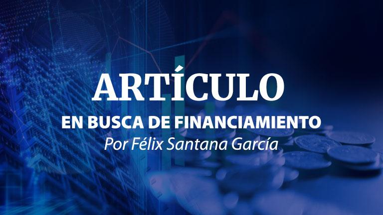 ARTICULO: En busca de Financiamiento