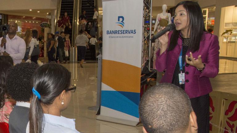 Inicia el Banreservas ciclo talleres educación financiera online