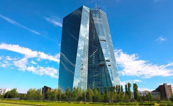 El BCE inyecta 1.3 billones de euros en liquidez a la banca europea