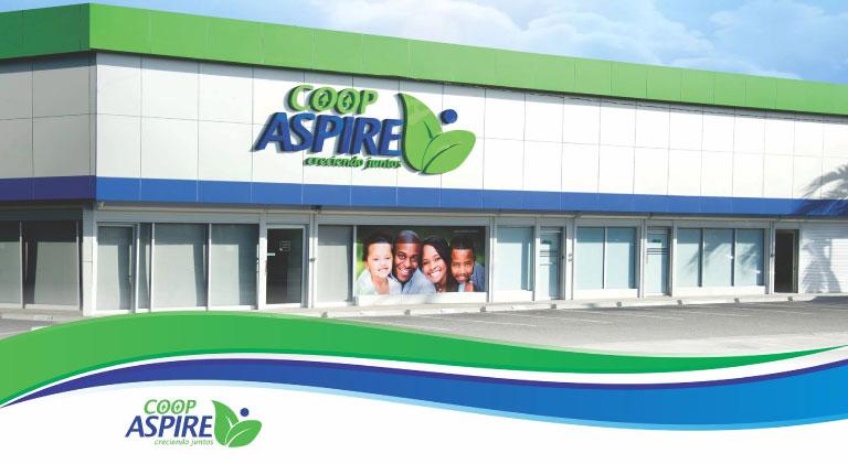 Coop-Aspire destaca aumento de 22% de sus ingresos