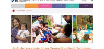 BID y socios lanzan Hub de Desarrollo Infantil Temprano en América Latina y el Caribe