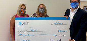 Eligen Prospera beneficiaria inversión comunitaria Believe Miami de AT&T