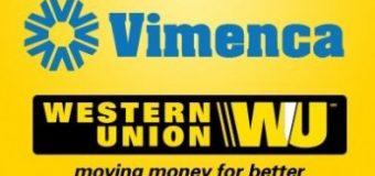 Vimenca y Western Union lanzan nuevo servicio para sus usuarios