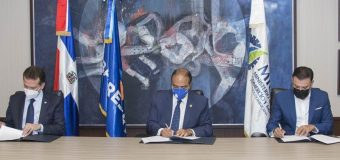 Fiduciaria Reservas y MICM firman acuerdo para administrar Fondo CONFIE