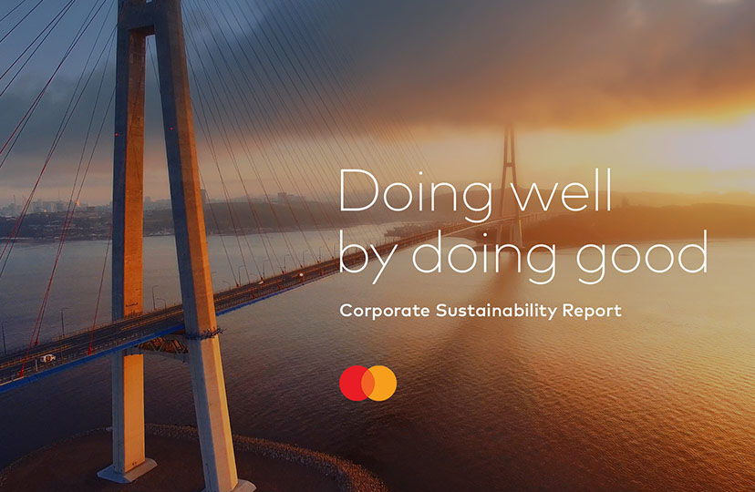 """""""Doing Well by Doing Good"""": Reporte Sustentabilidad de Mastercard enfoca en acción, impacto en sociedad, economía y planeta"""