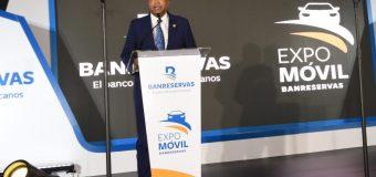 Banreservas inaugura Expomóvil 2020 con tasas fijas desde 6.50%