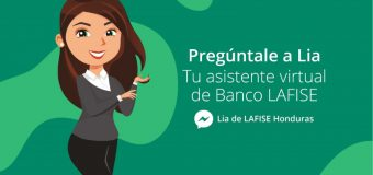 Presenta Banco LAFISE a Lía nueva asistente virtual
