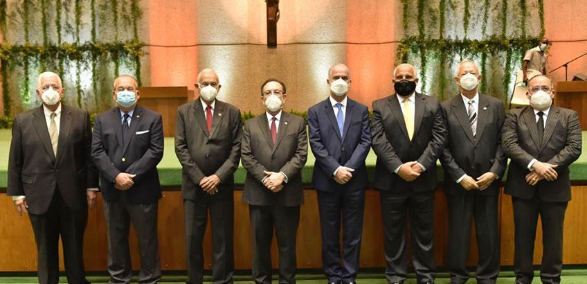 Banco Central celebró su 73º aniversario con misa de acción de gracias y acto solemne