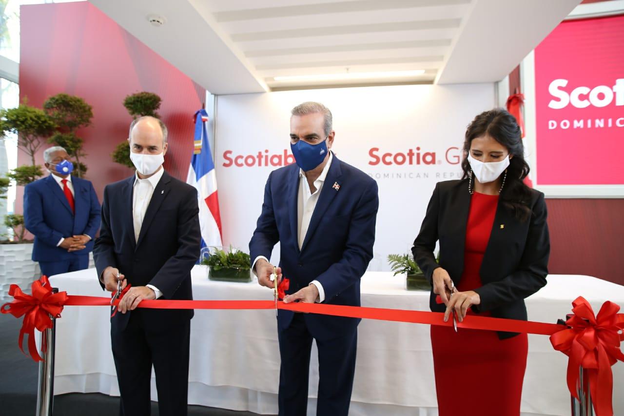 Inaugura Scotiabank moderno Campus Servicios Globales