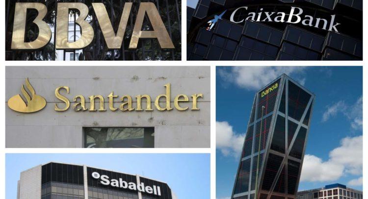 Cinco grandes bancos han recortado más de 700 oficinas y 1.700 empleos en España este año