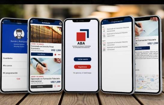 ABA lanza nueva aplicación móvil para la gestión de actividades formativas