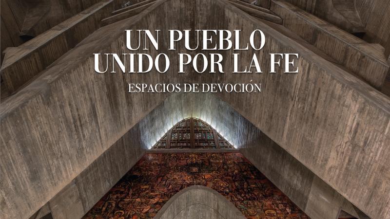"""Popular publica libro """"Un pueblo unido por la fe. Espacios de devoción"""""""