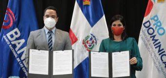Acuerdo entre PRODOMINICANA y BANDEX busca impulsar el sector exportador