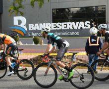 Inicia Banderazo salida en Torre Banreservas 4ta etapa Vuelta Ciclística