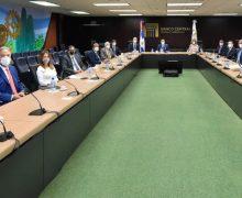 Banco Central y SB analizan con ejecutivos bancarios la colocación de recursos a sectores