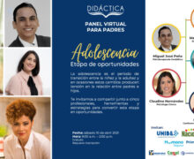 Celebraran «Adolescencia: Etapa de Oportunidades Panel virtual para padres»
