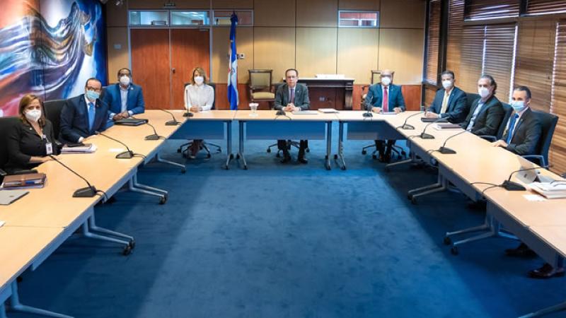 Banco Central y misión del FMI inician reuniones de la consulta del artículo IV del Convenio Constitutivo del Fondo