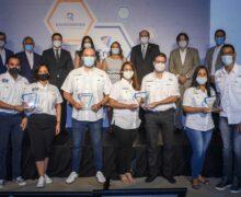 Eligen emprendimiento asesora CREE Banreservas en competencia 2,107 proyectos AL