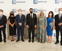 Ofrece el Banco Popular cena gala sector hotelero en FITUR