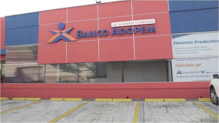Activos del Banco Adopem ascienden a RD$9,500 MM en 2020