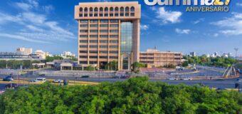 Destaca Summa al Banco Popular como empresa líder, ágil y solidaria país