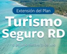 Extienden vigencia Plan Asistencia Turismo Seguro RD