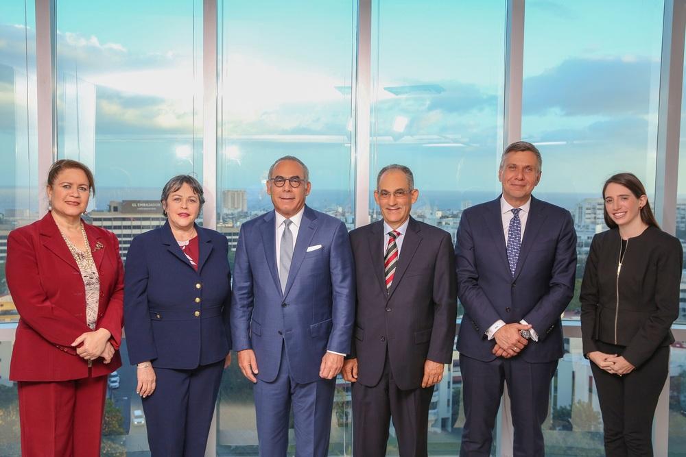 Designa Banco Atlántico a Hasbún presidente Consejo Administración