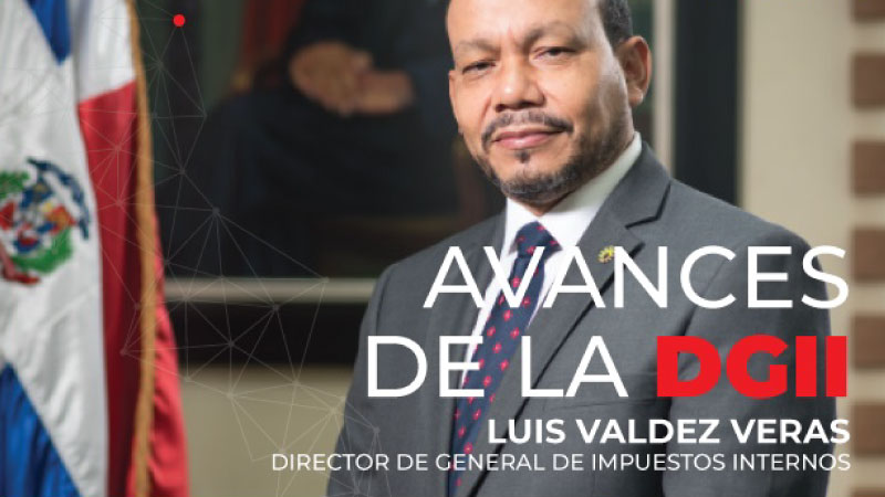 Presentará Valdez avances DGII en AMCHAMDR Encounter