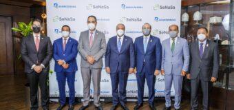 Firman Banreservas y SENASA convenio  cooperación interinstitucional